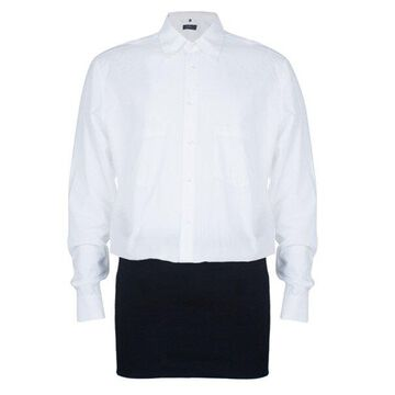 Jean Paul Gaultier Mens White Shirt S