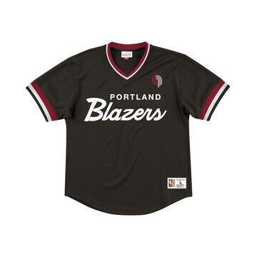 Men's Portland Trail Blazers Special Script Mesh V-Neck Jersey