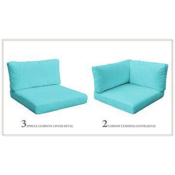 TK Classics Monaco-06b Outdoor Cushion Set
