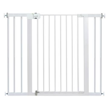 Safety 1st& Easy Install Extra Tall and Wide Gate in White