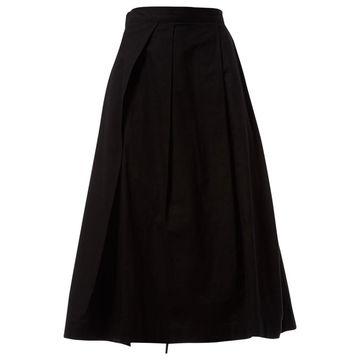 Yohji Yamamoto Black Polyester Skirts