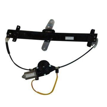 TYC 660236 Power Replacement Front Driver Side Window Regulator