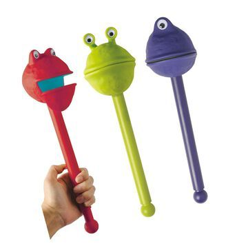 Educational Insights Monsters Puppet-on-a-Stick (Set of 3)