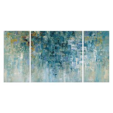 Wexford Home 'I Love the Rain' Canvas Premium Multi Piece Art