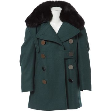 Altuzarra Green Wool Jackets