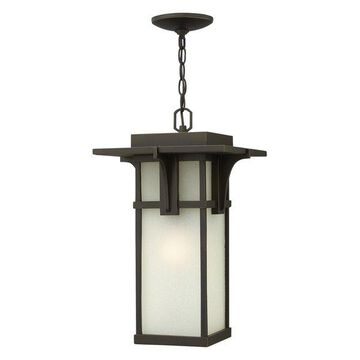 Hinkley Lighting 2232 1 Light Outdoor Lantern Pendant from the Manhattan Collec