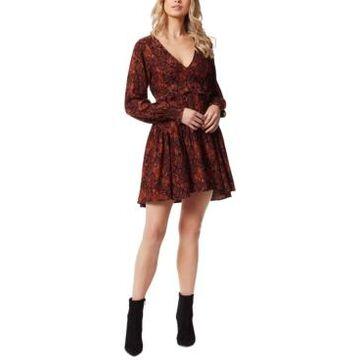 Jessica Simpson Alora Ruffle Dress