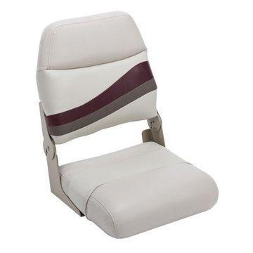 Wise BM1147-989 Premier Series Pontoon High Back Seat