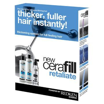 Cerafill Retaliate Kit for Advanced Thinning Hair 22.3oz