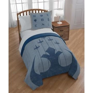 Star Wars Classic Twin Quilt Bedding