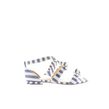 Alexandre Birman Womens Nightsky Blue Ankle Strap Sandals EUR 40.5