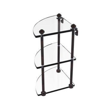 Allied Brass Southbeach-Tier Bathroom Shelf