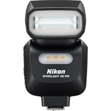 Nikon SB-500 AF Speedlight Flash (4814)