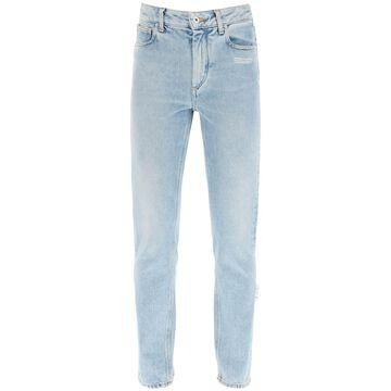 Off-white slim jeans