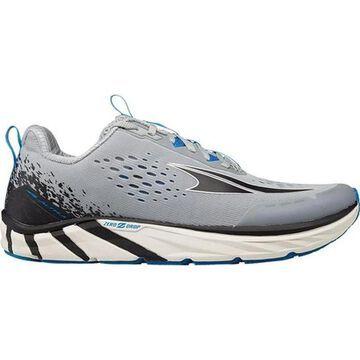 Altra Footwear Men's Torin 4 Running Shoe Gray/Blue