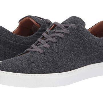 Aquatalia Alaric (Navy Soft Wool) Men's Lace up casual Shoes