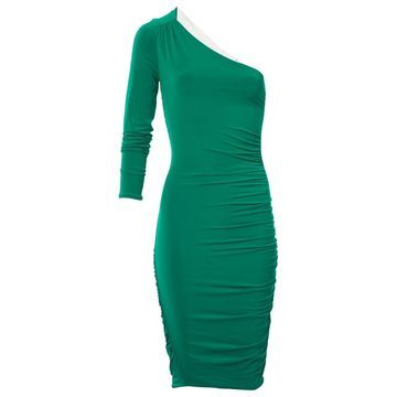 Emilio Pucci Green Viscose Dresses