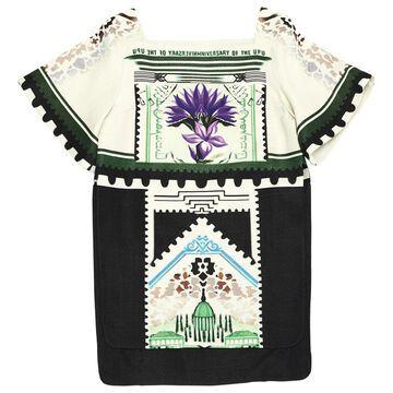 Mary Katrantzou Multicolour Cotton Tops