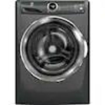 Electrolux High-Efficiency Stackable Front-Load Washer with Steam Cycle (Titanium) ENERGY STAR