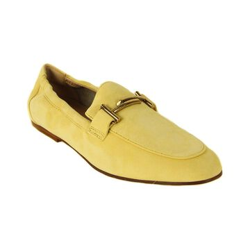 TodS Double T Suede Moccasin