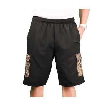 Mossy Oak Men's Cargo Swim Short