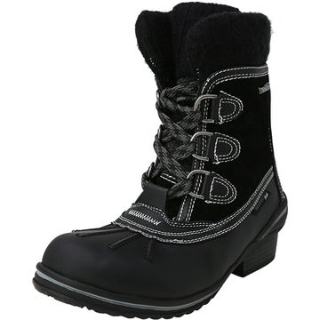 Blondo Women's Meggy Mid-Calf Leather Snow Boot