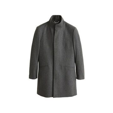 MANGO MAN Wool tailored coat