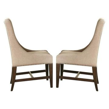 Liberty Armand Upholstered Side Chair, Set of 2