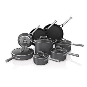 Ninja Foodi NeverStick Premium Hard-Anodized 13-Piece Cookware Set