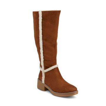 Olivia Miller Sitka Women's Sherpa Trim Boots