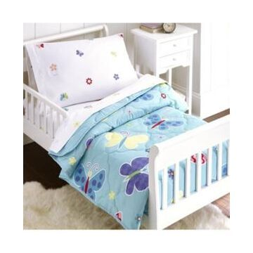 Wildkin's Butterfly Garden Sheet Set - Toddler Bedding