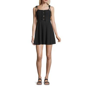 Speechless Sleeveless Maxi Dress