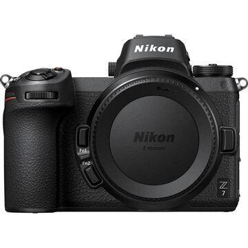Nikon Z 7 Mirrorless Digital Camera (Body Only) (Black)