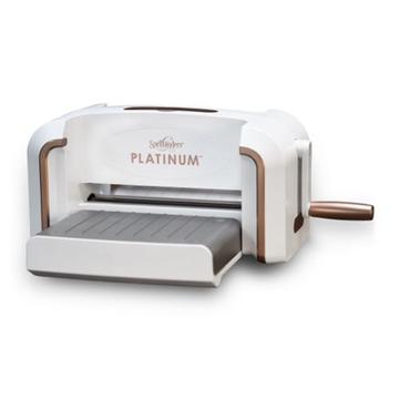 Spellbinders Platinum Die Cutting & Embossing Machine