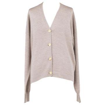Jil Sander Brown Wool Knitwear