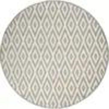 Nourison Nourison Grafix White/Grey Area Rug