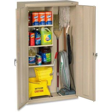 Tennsco Janitorial Cabinet