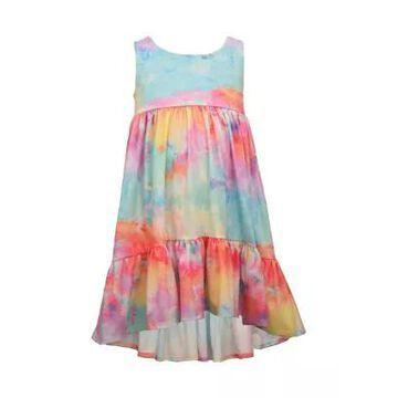 Bonnie Jean Girls' Girls 4-6X Tie Dye Dress - -
