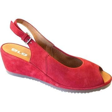 ara Women's Colleen 37120 Red Nubuck