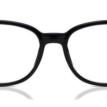 Boss Orange BO 0215 Y5Q Men's Glasses Black Size 52 - Free Lenses - HSA/FSA Insurance - Blue Light Block Available