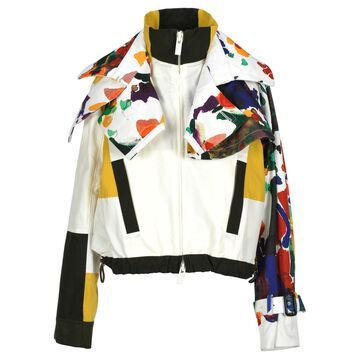 Sacai Sacai Layered Bomber Jacket