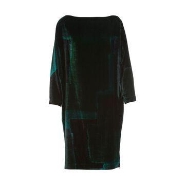 Gianluca Capannolo Nathalie Boat Neck L/s Dress