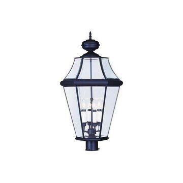 Livex Lighting 2368-07 Outdoor Post Head
