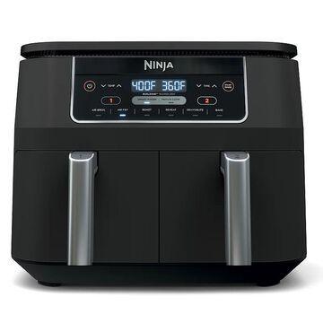 Ninja Foodi 6-in-1 2-Basket Air Fryer, Multicolor