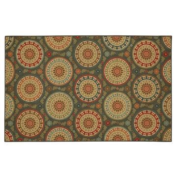 Mohawk Home Amias Medallion Rug