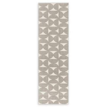 Nourison Harper 2' x 7'6 Runner in Grey