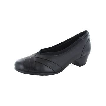 Aravon Womens Patsy-AR Dress Pump Shoes