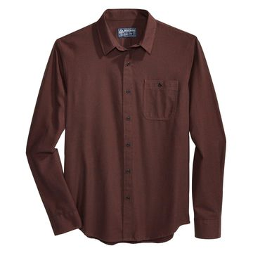 American Rag Mens Twisted Button Up Shirt