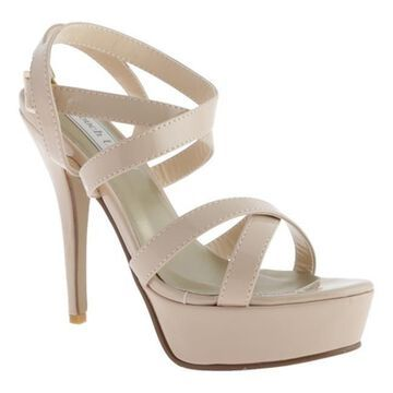 Touch Ups Women's Andrea Nude Patent