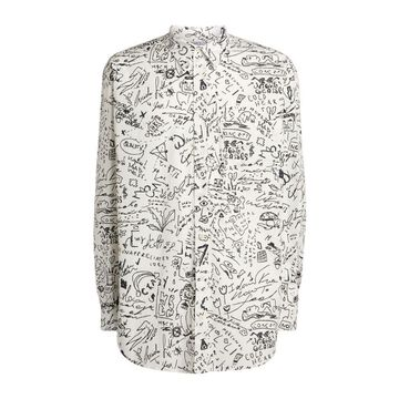 Marcelo Burlon County Of Milan Sketches Shirt